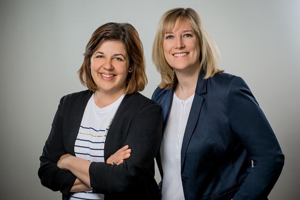 Claudia Sommermeyer & Anne Welberg